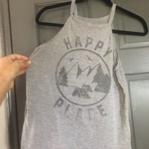 Tops - Happy Place Tank